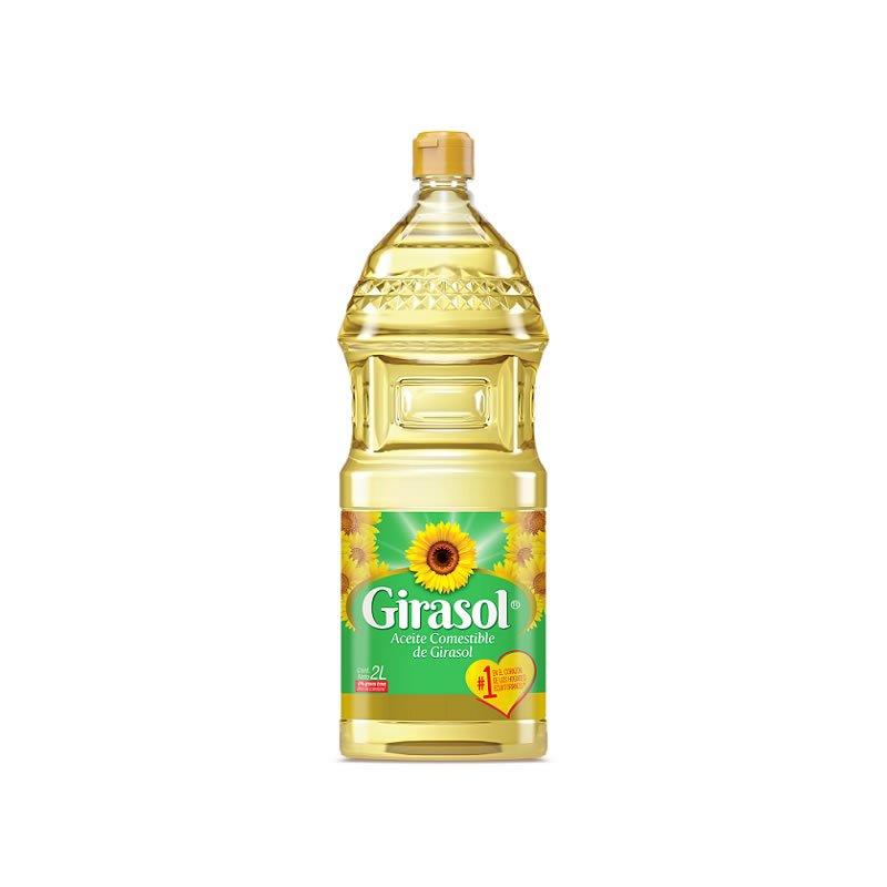 Aceite Girasol Botella 2lt