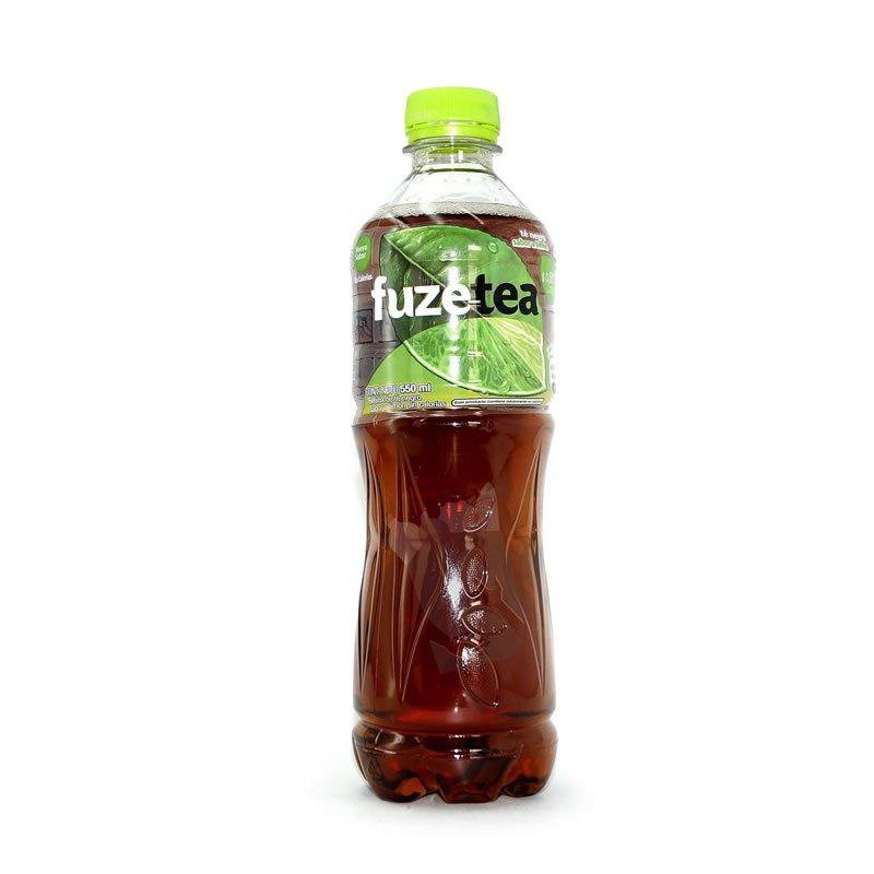Fuze Tea Negro Limón 1 lt