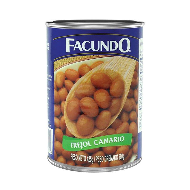 Frejol Canario Facundo 425g