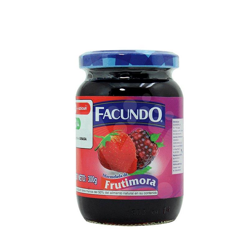 Mermelada Frutimora 300g