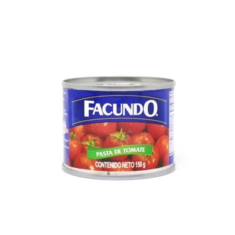Pasta de Tomate Facundo 150g