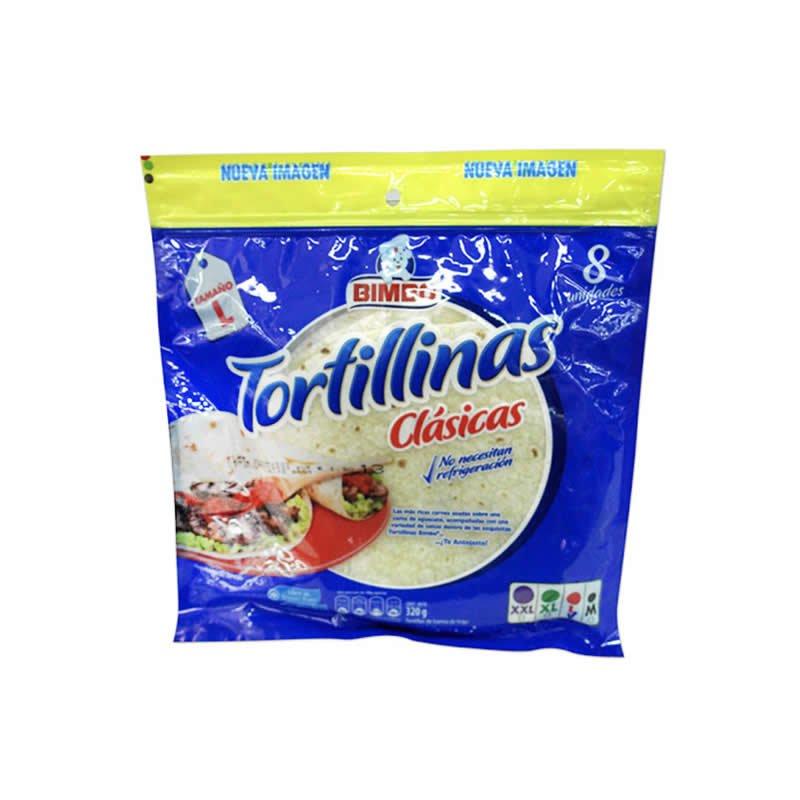Tortillina Bimbo 320gr