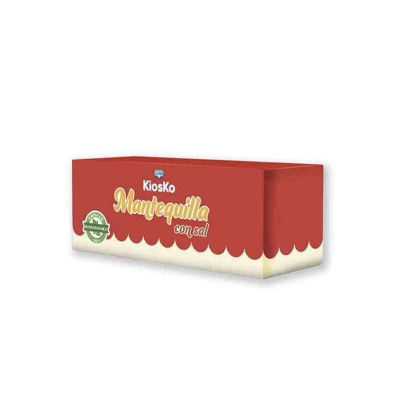 Mantequilla Kiosko con sal 125 gr