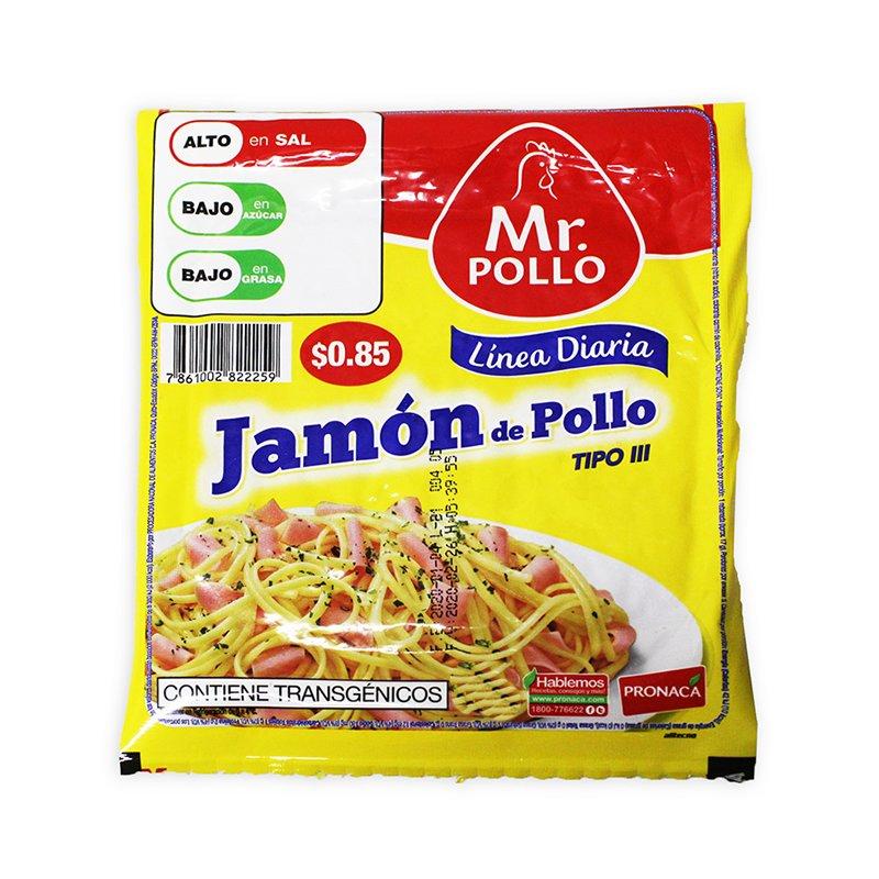 Jamón de Pollo