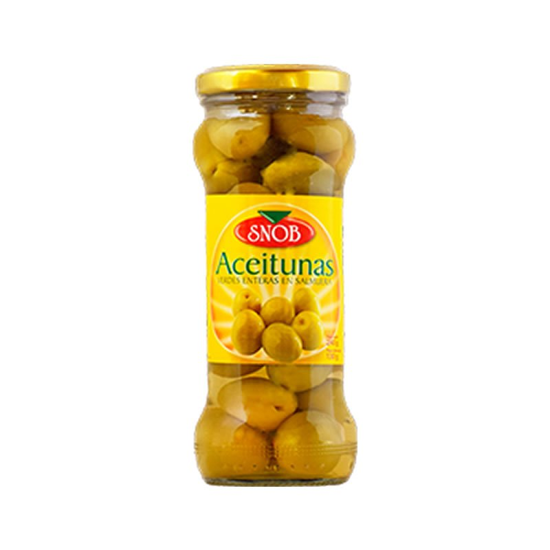 Aceitunas 240g