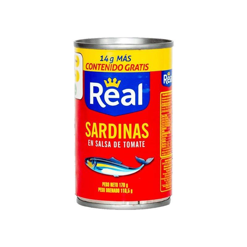 Sardina Real 170g