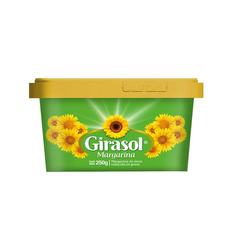 Margarina Girasol 250gr