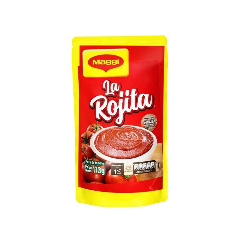Pasta de Tomate La Rojita 113g