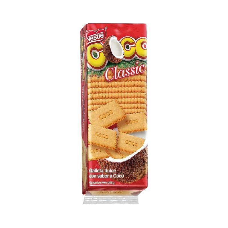 Galletas de Coco 250g