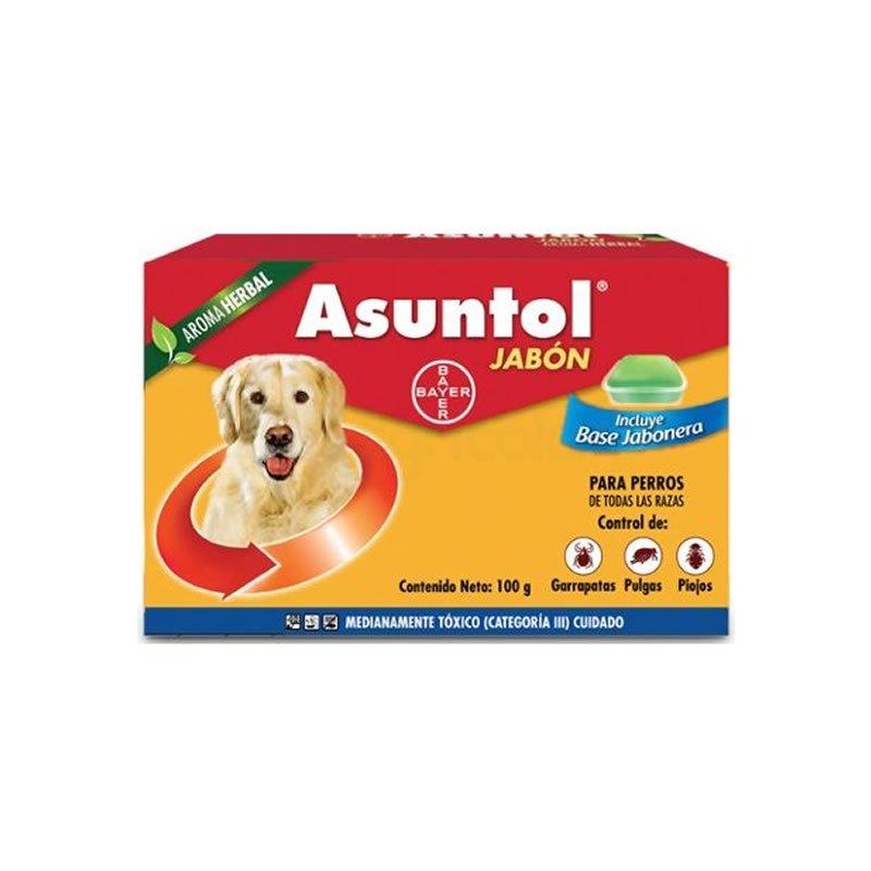 Jabón de mascotas Asuntol