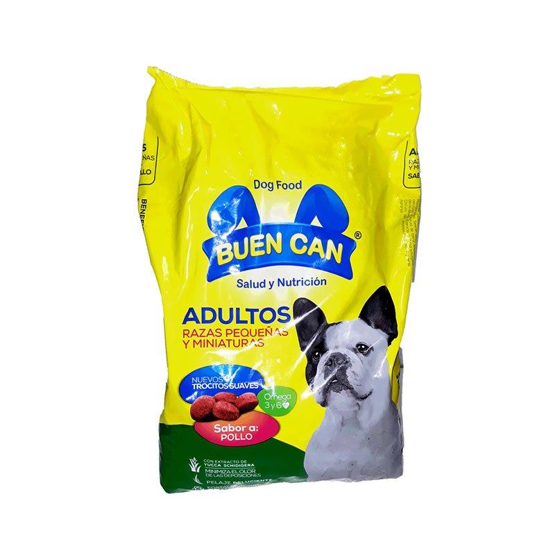 Camida para perros Adultos razas pequeñas y miniaturas sabor a Pollo 2kg