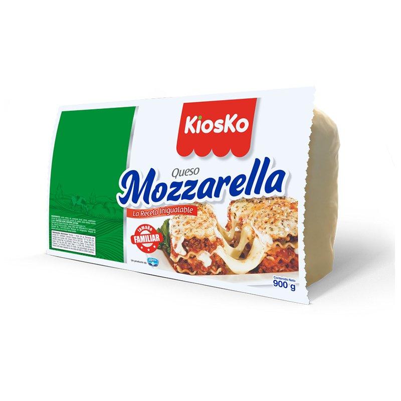 Queso Mozzarella 900g
