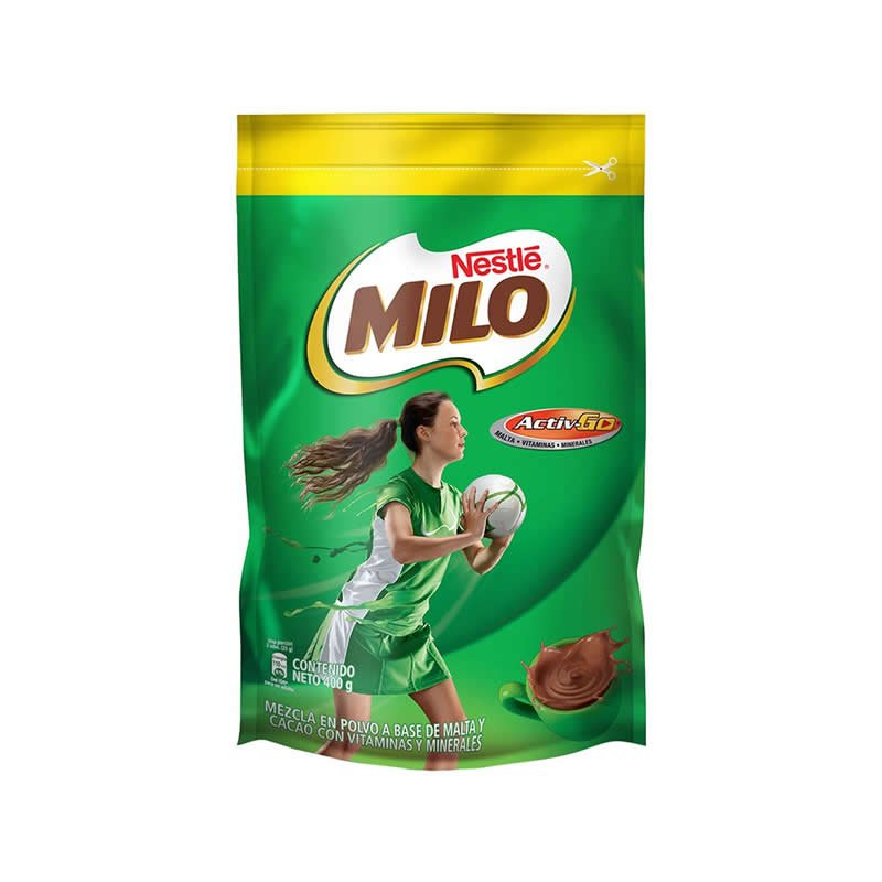 Milo en Polvo 200g