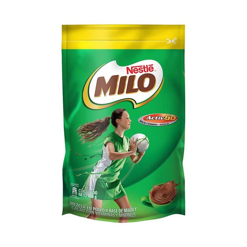 Milo en Polvo 400g
