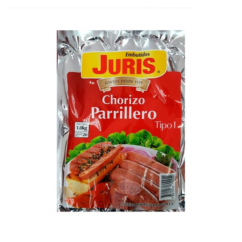 Chorizo Parrillero Juris 200g