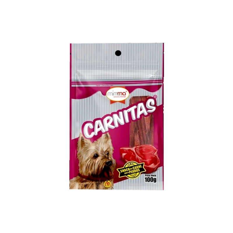 Carnitas snack para perros Mimma 100g