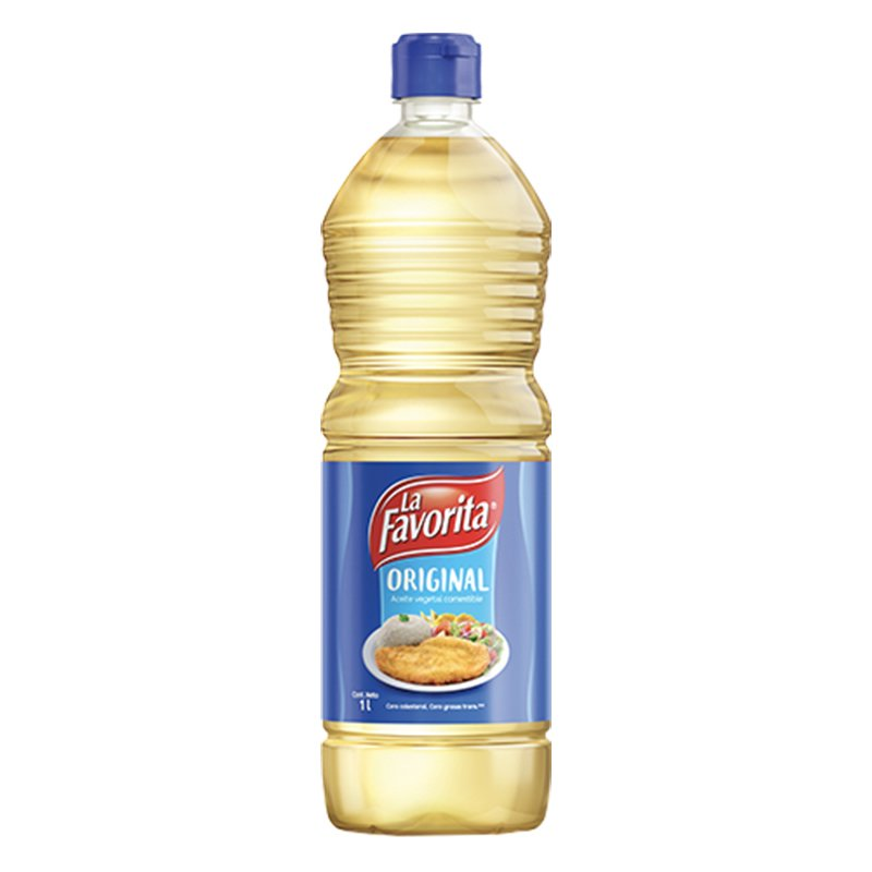 Aceite Favorita Botella 1lt